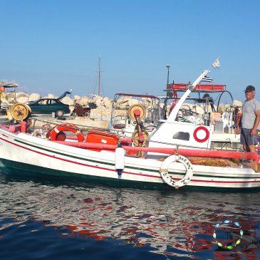 Analyse des données de débarquements issus de la pêche artisanale recueillies par photo-échantillonnages