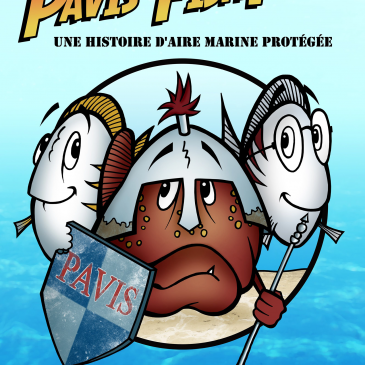 French & Italian adaptations of the PAVIS e-comic!